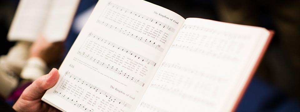 Slideshow: Hymnal