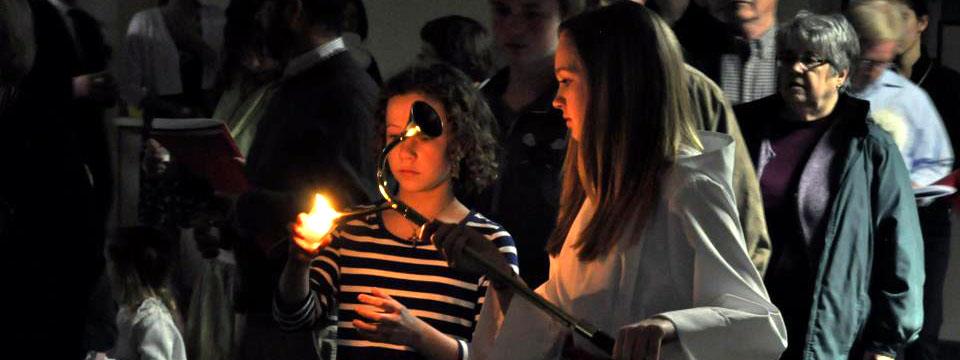 Slideshow: Vigil
